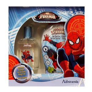COFFRET CADEAU PARFUM Coffret Spiderman - Eau de toilette et Bain douche
