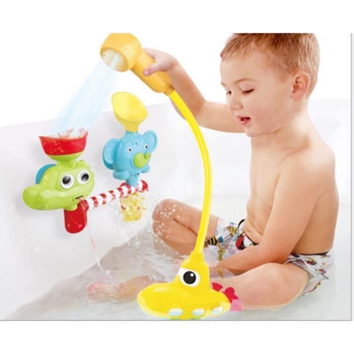 Robinet lectrique happy jouets pour le bain de douche for Article pour le bain