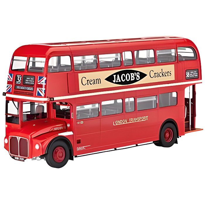 revell london bus achat vente voiture camion revell london bus cdiscount. Black Bedroom Furniture Sets. Home Design Ideas