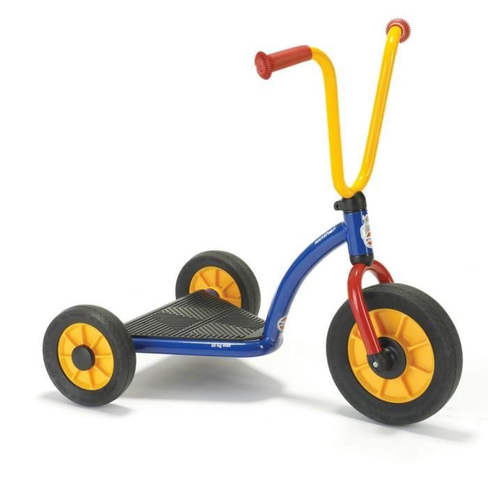 tricycle mini viking 2 4 ans longueur 62 cm hauteur. Black Bedroom Furniture Sets. Home Design Ideas