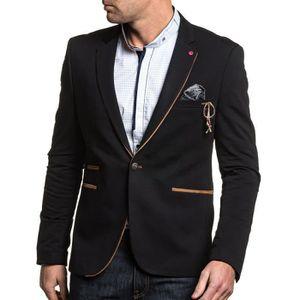 veste chic pour homme achat vente veste chic pour homme pas cher soldes cdiscount. Black Bedroom Furniture Sets. Home Design Ideas