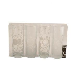 Verre depoli achat vente verre depoli pas cher cdiscount - Bonbonne en verre avec robinet pas cher ...