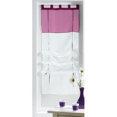 Store voile 45x180 cm douceur d interieur achat for Rideau interieur