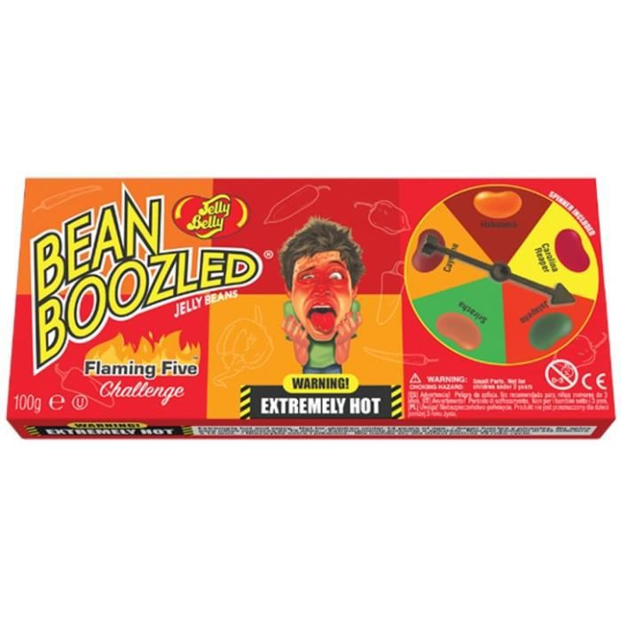 jelly belly beanboozled gift box achat vente. Black Bedroom Furniture Sets. Home Design Ideas