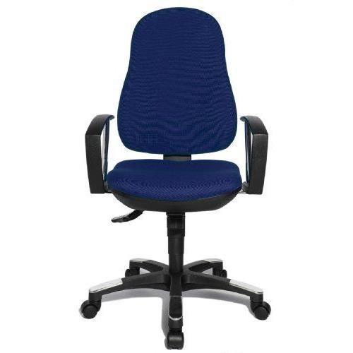 Topstar 9020ag26 chaise de bureau trend sy achat - Chaise de bureau bleu ...