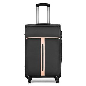 VALISE - BAGAGE Partyprince valise Souple bagage cabine 4 Roues Ta