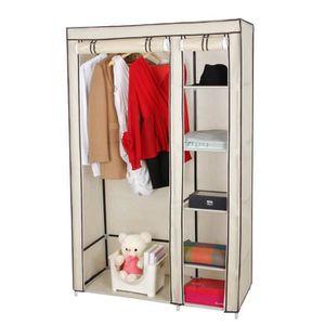 housse penderie achat vente housse penderie pas cher. Black Bedroom Furniture Sets. Home Design Ideas
