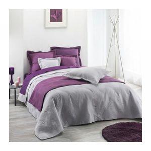 couvre lit eminza achat vente couvre lit eminza pas cher soldes cdiscount. Black Bedroom Furniture Sets. Home Design Ideas