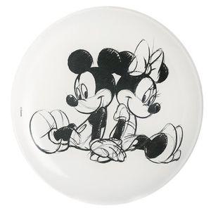 8 Assiettes à dessert Mickey black and white™  FestiaShop, achat de