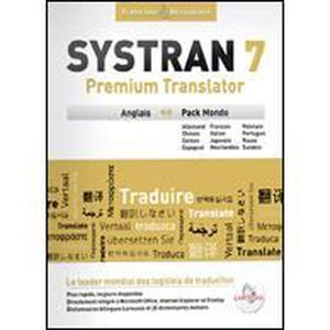 telecharger systran 7 premium translator gratuit