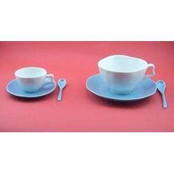 Service A Cafe Vallauris Bleu