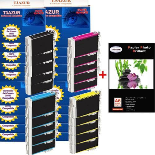5 15 epson xp412 xp415 xp 412 xp 415 t18xl pa6 achat vente cartouche imprimante 5 15. Black Bedroom Furniture Sets. Home Design Ideas