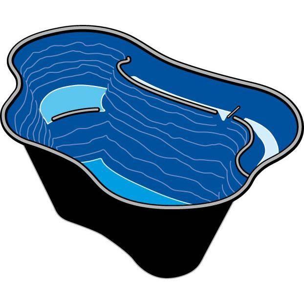 Bassin de jardin pr fabriqu calmus sii achat vente bassin d 39 ext rieur bassin de jardin for Bassin de jardin d occasion