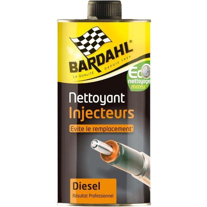 bardahl nettoyant injecteurs diesel 1l achat vente additif nettoyant injecteurs diesel 1l
