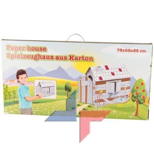 Maison colorier enfant cabane coloriage jeu jouet achat for Cabane minnie