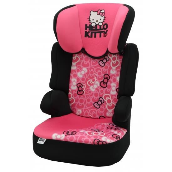 rehausseur dossier befix hello kitty gr 2 3 ecer44 achat vente si ge auto r hausseur. Black Bedroom Furniture Sets. Home Design Ideas