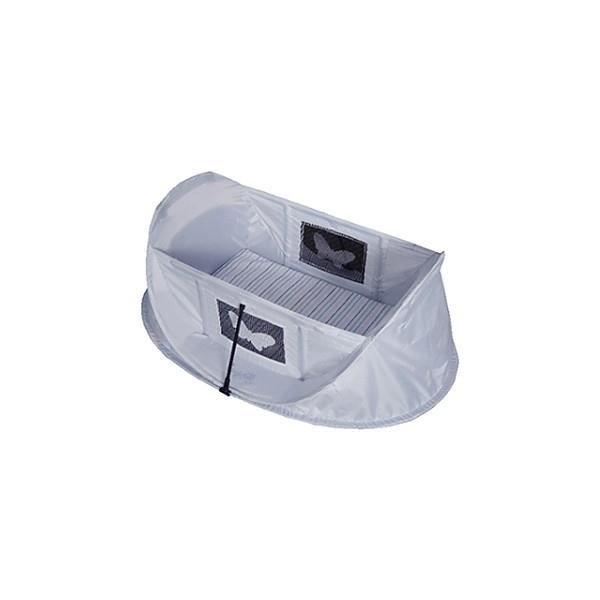 mini magic bed arctic blue achat vente lit pliant 3700302606517 soldes d t cdiscount. Black Bedroom Furniture Sets. Home Design Ideas