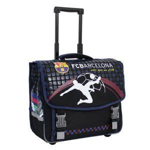 CARTABLE Cartable scolaire à roulettes FCB Barcelona 163FCB