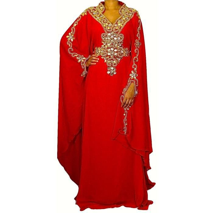 robe de crmonie robe dubai dor papillon caftan oriental mariage s - Robes Orientales Mariage