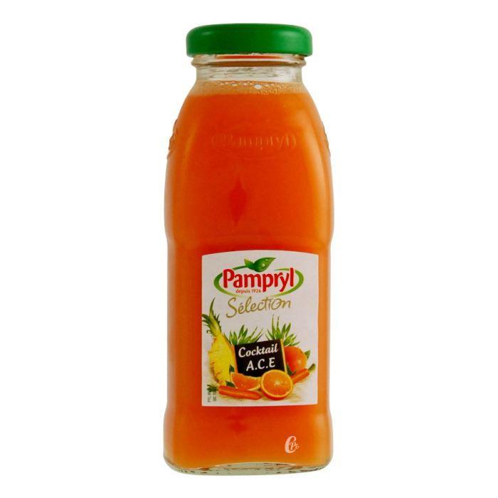 Jus de fruits pampryl cocktail ace 25cl achat vente for Cocktail jus de fruit