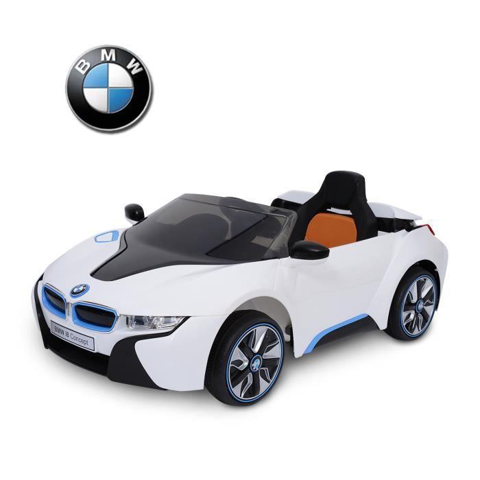 voiture electrique enfant bmw achat vente jeux et jouets pas chers. Black Bedroom Furniture Sets. Home Design Ideas
