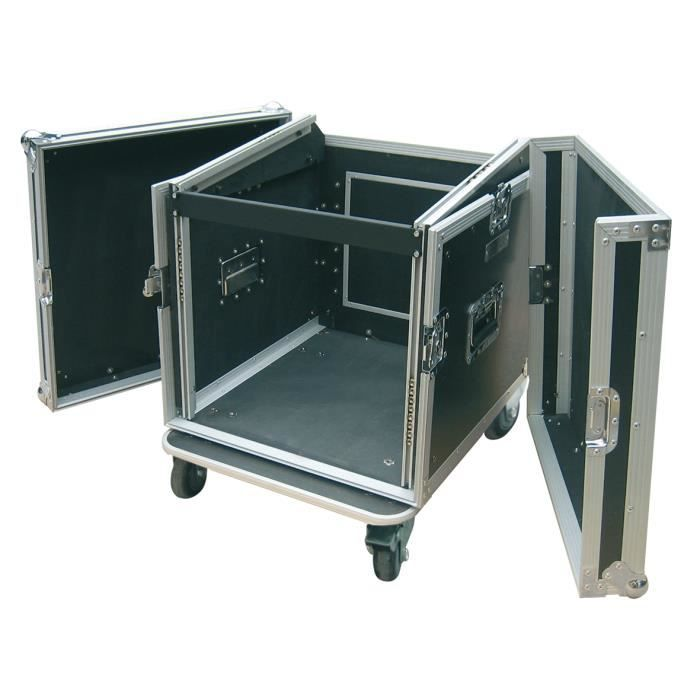 flight case pro mixer 16u en multipli 9mm rack avis et prix pas cher cdiscount. Black Bedroom Furniture Sets. Home Design Ideas