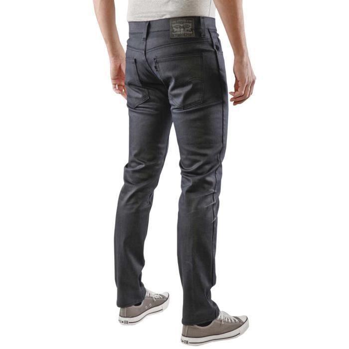 jeans stretch levi 39 s 511 slim fit homme 84511 0019 effet. Black Bedroom Furniture Sets. Home Design Ideas