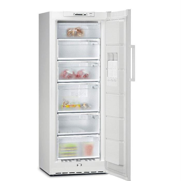 Siemens gs 26 vv 23 cong lateur armoire achat vente cong lateur porte - Congelateur armoire grand volume ...