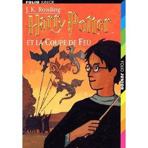 Livres harry potter achat vente livres harry potter pas cher cdiscount - Harry potter et la coupe de feu livre en ligne ...