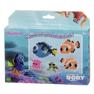 DORY Set Personnages Aquabeads