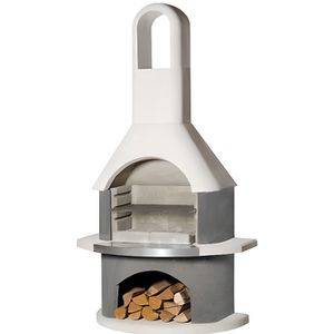 Barbecue cheminee exterieur achat vente barbecue for Barbecue beton cellulaire exterieur