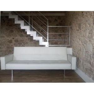 clic clac avec accoudoir achat vente clic clac avec. Black Bedroom Furniture Sets. Home Design Ideas