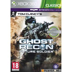JEUX XBOX 360 Ghost Recon: Future Soldier ( CLASSICS )