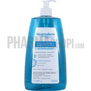 Gels douches neutrapharm achat vente gels douches neutrapharm pas cher cdiscount - Neutrapharm gel douche surgras ...