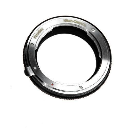 Fotodiox 07lankom43 adaptateur de monture d 39 objectif pour for Objectif a miroir pour nikon
