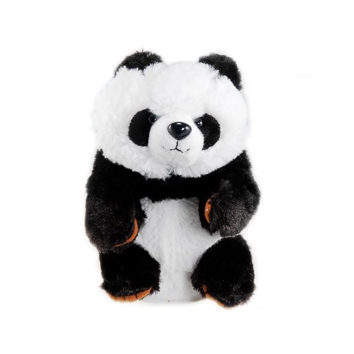 parlant de panda en peluche jouet jouet ducati achat vente peluche parlant de panda en. Black Bedroom Furniture Sets. Home Design Ideas