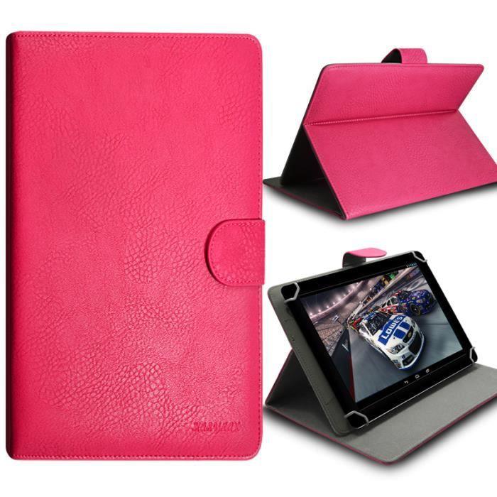 Etui folio pour tablette polaroid computab 10 1 achat for Housse tablette 10 1