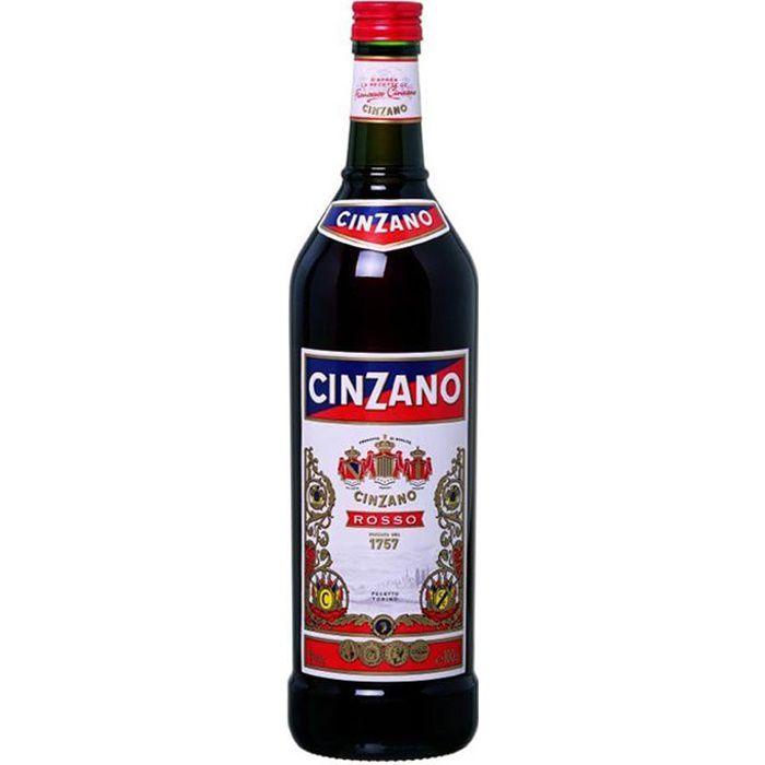 Cinzano Rosso 1 Litre Achat Vente Ap 233 Ritif 224 Base De