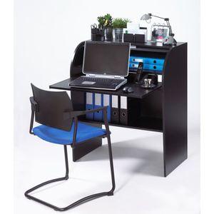 meuble rangement papier bureau achat vente meuble rangement papier bureau pas cher cdiscount. Black Bedroom Furniture Sets. Home Design Ideas
