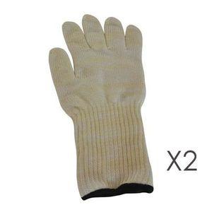 Gant de cuisine anti chaleur achat vente gant de - Gants cuisine anti chaleur ...
