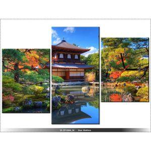 Deco jardin japonais pas cher - Tableau jardin japonais ...