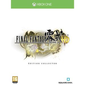 JEUX XBOX ONE Final Fantasy Type 0 HD Edition Collector XboxOne