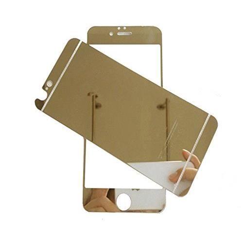 Miroir tremp protecteur en verre pour iphone 6 achat for Application miroir pour iphone