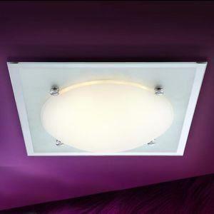 Luminaire lustre lampe lampadaire d tails du plafonnier 12 for Eclairage salon moderne