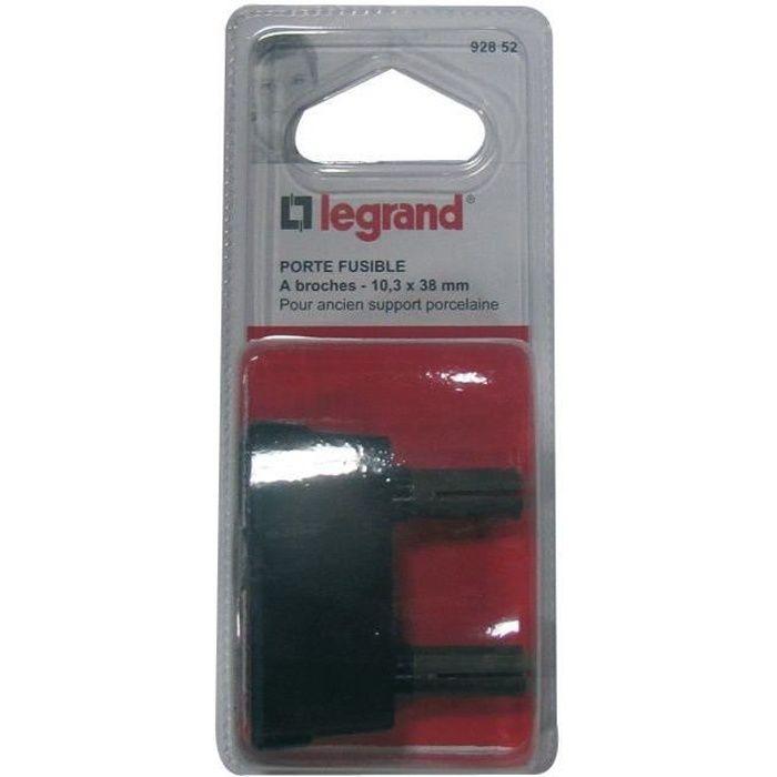 Legrand porte fusible broches diam tre 8 8mm pour - Porte fusible legrand ...