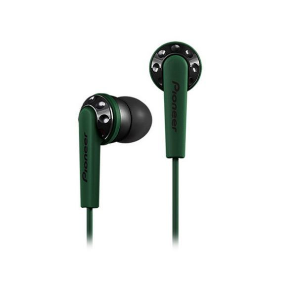 ecouteur intra auriculaire pioneer se cl711 green casque. Black Bedroom Furniture Sets. Home Design Ideas