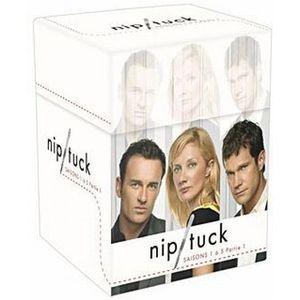 DVD SÉRIE DVD Nip Tuck - L'intégrale