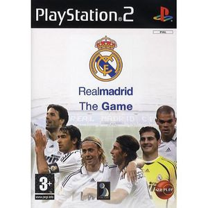 JEU PS2 REAL MADRID : The Game / JEU CONSOLE PS2