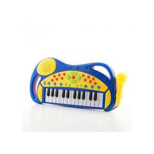 clavier micro enfant achat vente jeux et jouets pas chers. Black Bedroom Furniture Sets. Home Design Ideas