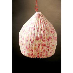 suspension origami achat vente suspension origami pas. Black Bedroom Furniture Sets. Home Design Ideas
